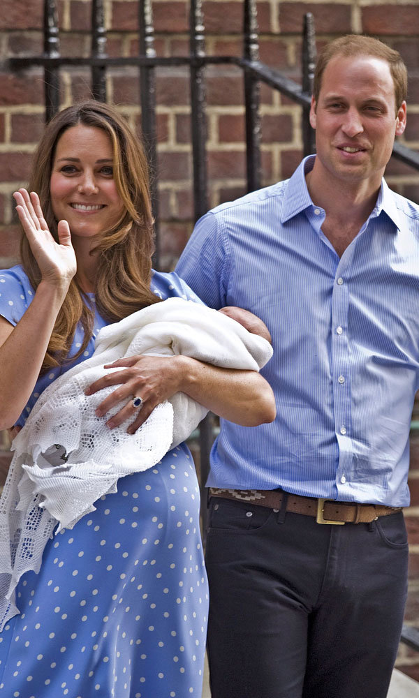 Kate Middleton and Prince William's parenting plan