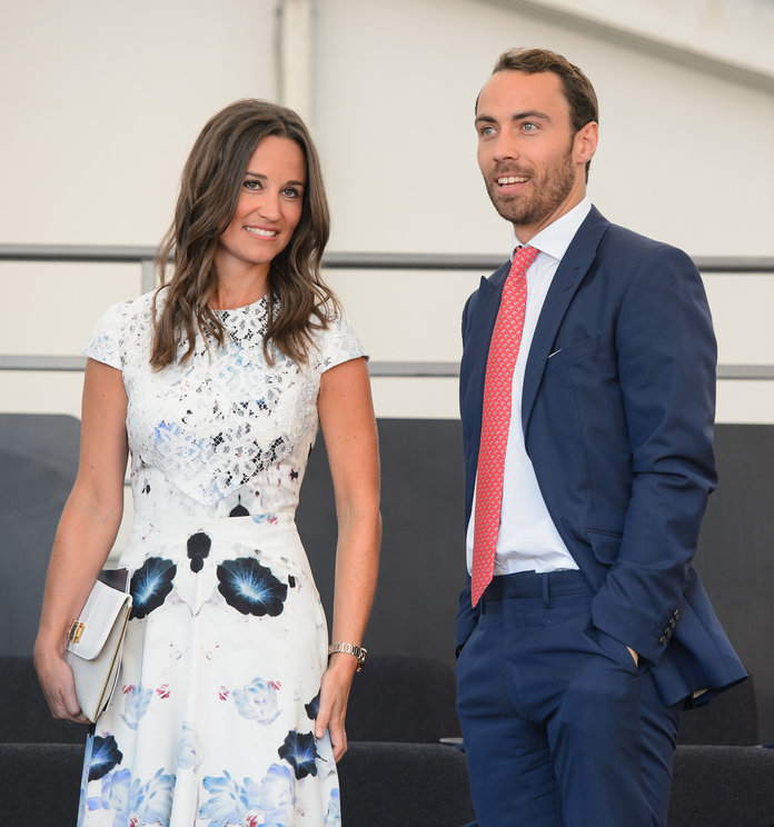 Pippa Middleton wows in Tabitha Webb at Royal festival