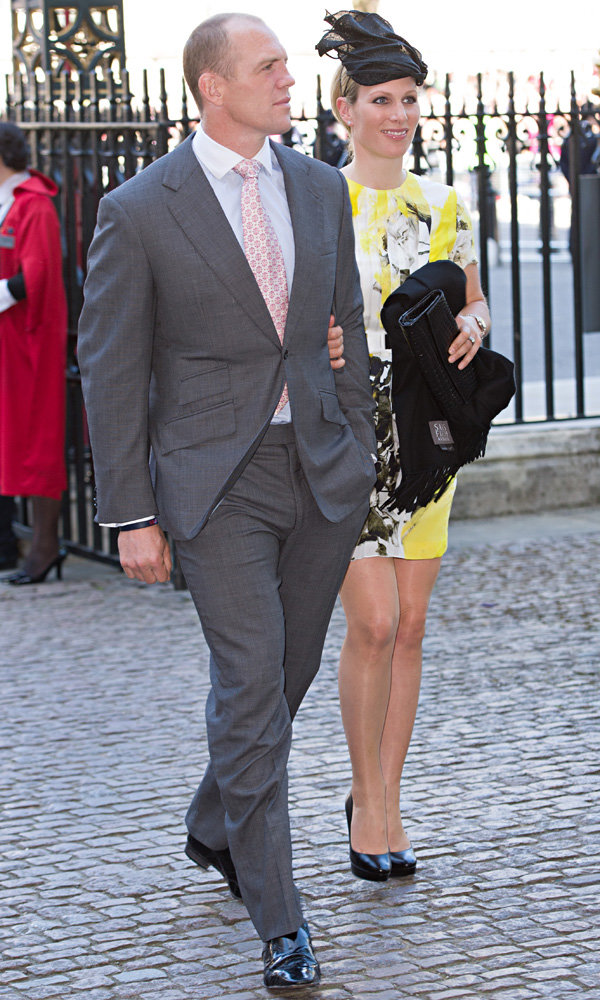 Royal baby news: Zara Phillips and Mike Tindall expecting first child