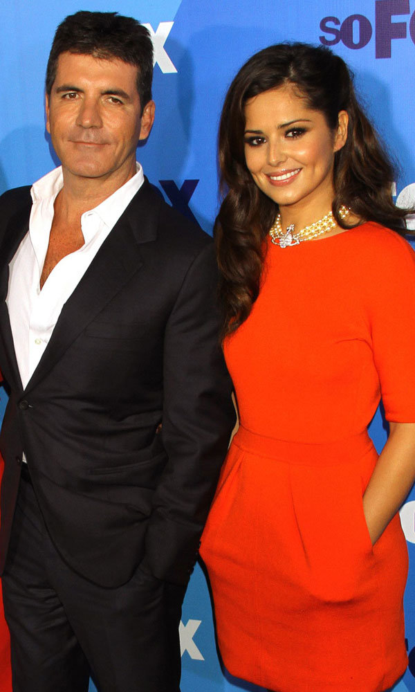 Simon Cowell gifts Cheryl Cole Ladyship title for birthday