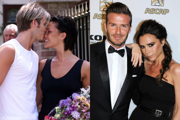 David and Victoria Beckham celebrate 14 years of marriage
