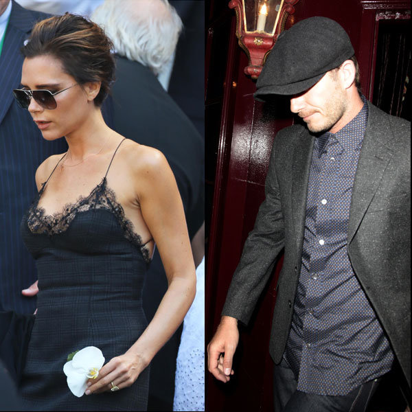 David and Victoria Beckham enjoy romantic date night in Los Angeles