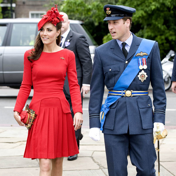 Inside Kate Middleton's luxury delivery suite