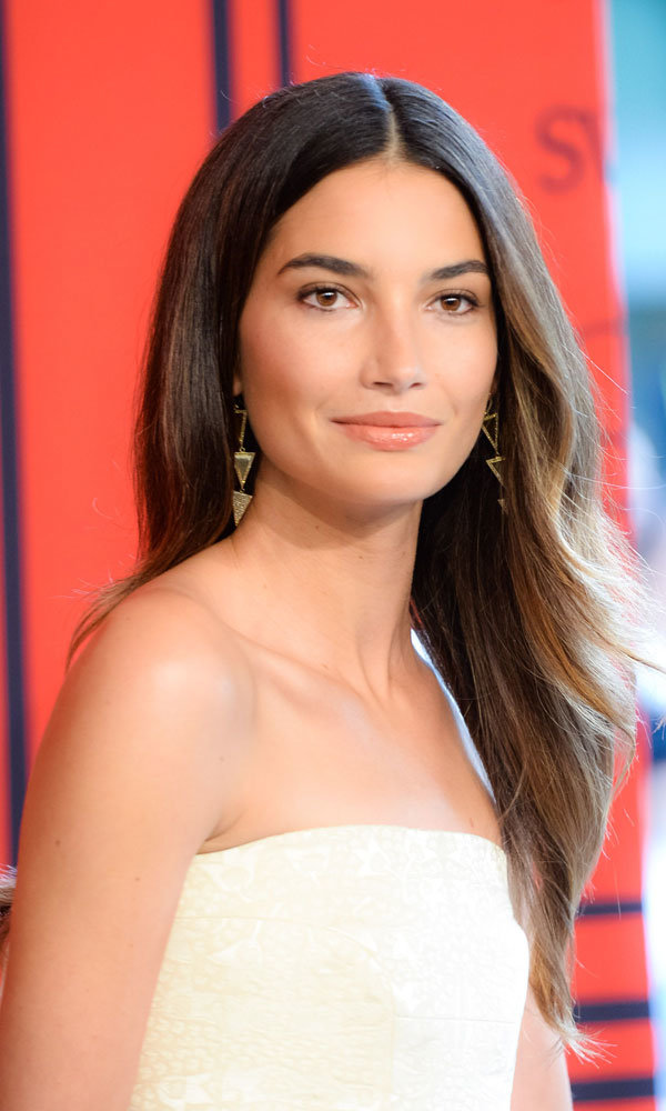 Victoria's Secret model Lily Aldridge reveals girl crush on Jennifer Lawrence