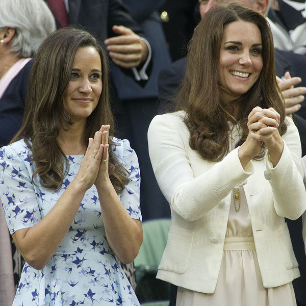Pregnant Kate Middleton shows protective side over Pippa Middleton