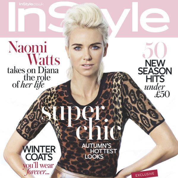 Meet our October cover star: Naomi Watts!