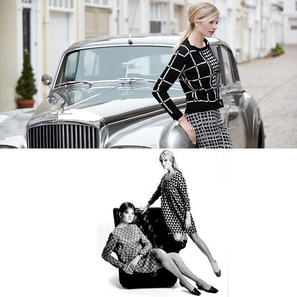 Laura Ashley launches 1960's inspired Archive collection