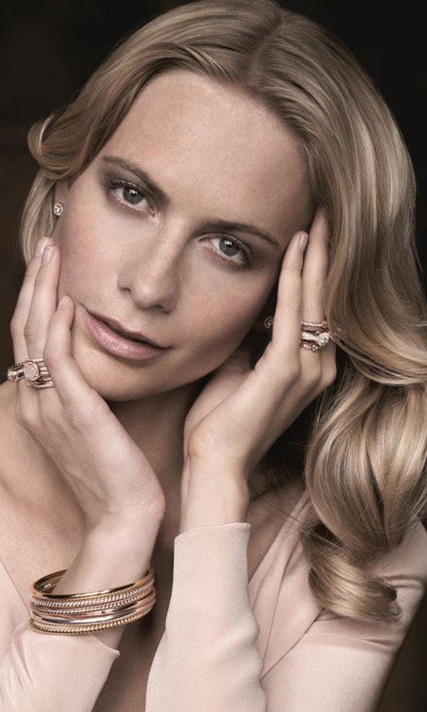 Exclusive: Poppy Delevingne for Thomas Sabo pictures