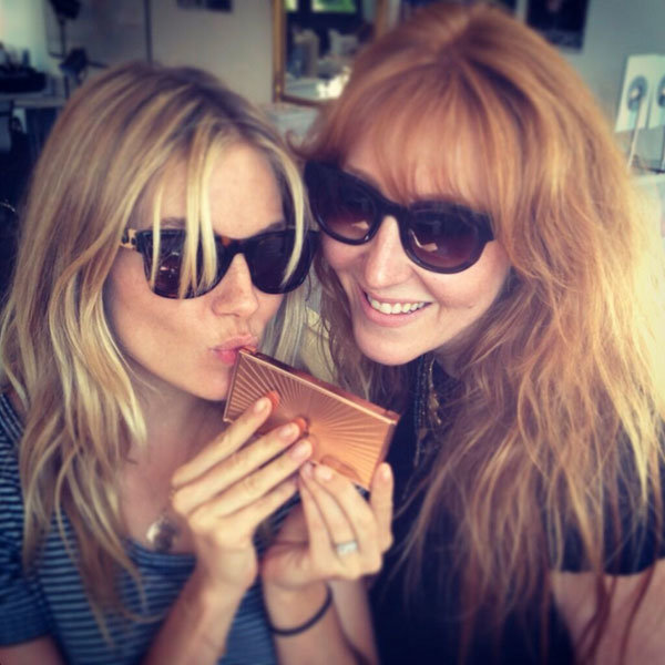 Charlotte Tilbury announces the launch of her own make-up range