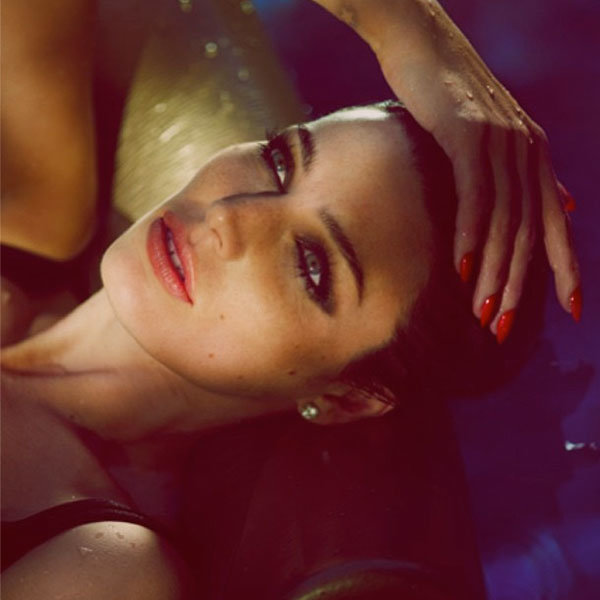 Rosie Huntington-Whiteley turns creative director for shoot with Mad Men star