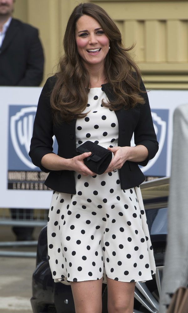 Who will play Kate Middleton on the silver screen..?