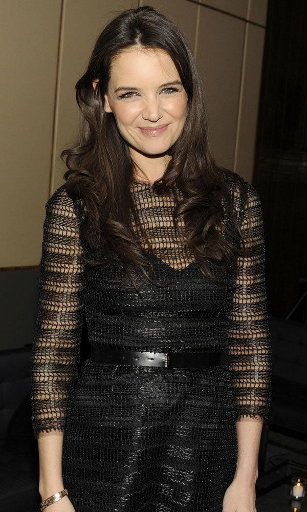 Katie Holmes to launch her own make-up range with Bobbi Brown