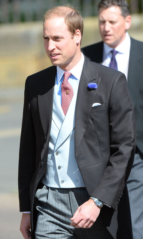 Prince William hits a bachelor party in Devon