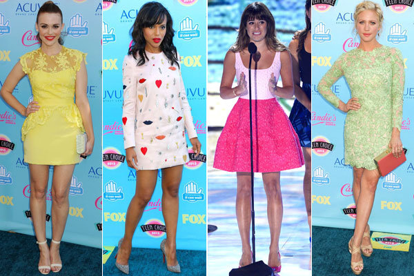 The Teen Choice Awards 2013: 8 Things everyone's talking about