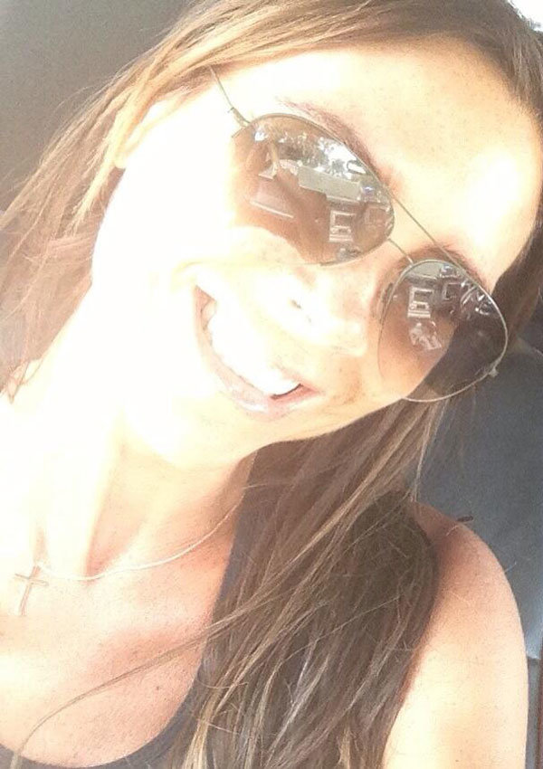 Victoria Beckham is all smiles in LA