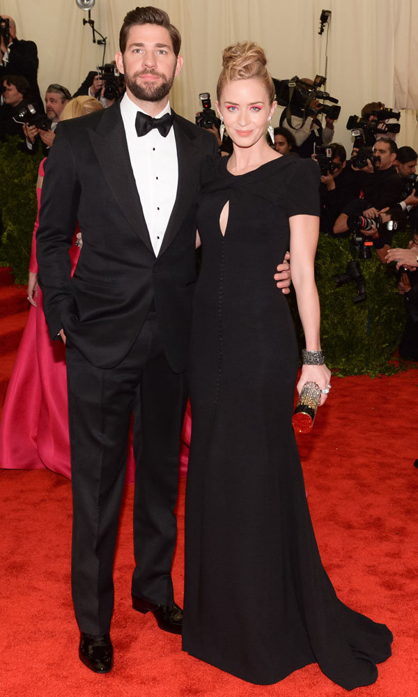Emily Blunt Is Pregnant!