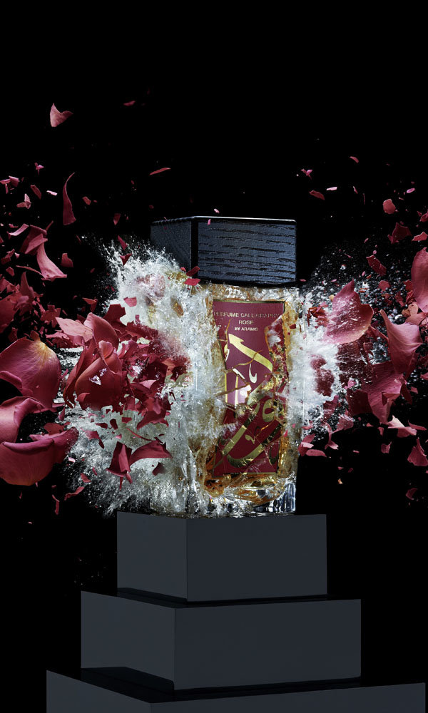 Harrods Launches An Explosive New Perfume Campaign
