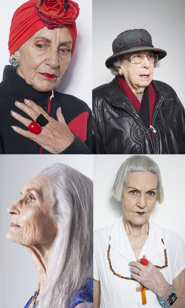 Meet The Fabulous Fashionistas, Redefining Style After 70