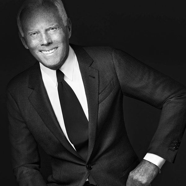 Giorgio Armani to be the face of new Made to Measure line