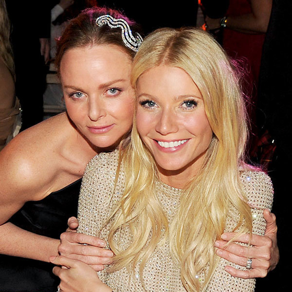 Gwyneth Paltrow and Stella McCartney team up for capsule collection