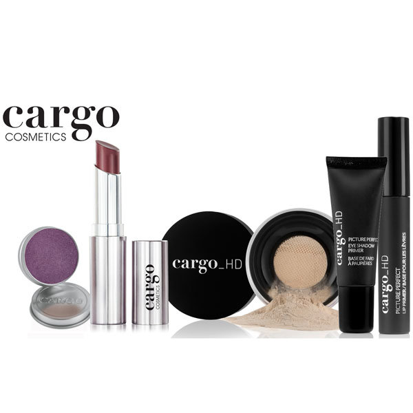 WIN a CARGO Cosmetics fall make-up collection worth £100 With #InStyleVIP