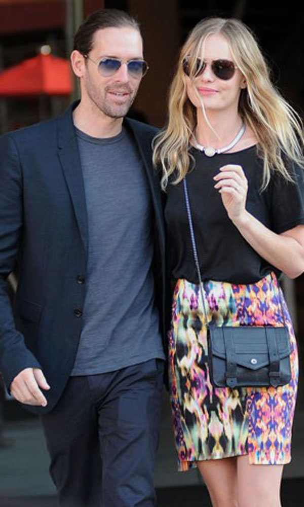 Kate Bosworth marries Michael Polish in an intimate ceremony