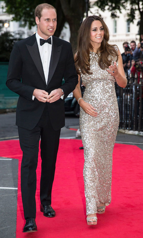 Kate Middleton and Prince William Named Most Influential Couple in London Power Poll