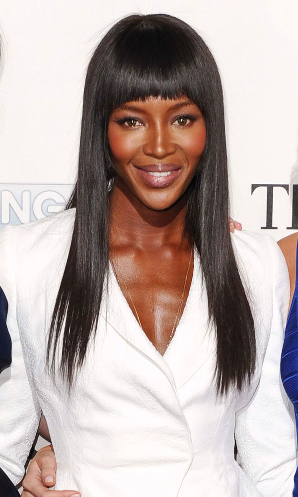 Naomi Campbell Talks Balance Diversity In Modelling And TV Show Fears