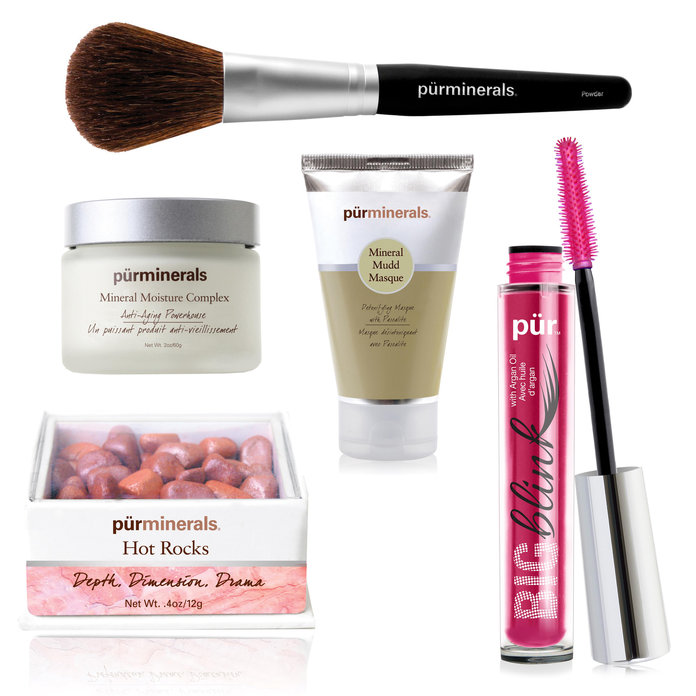 Win a Pür Minerals Makeup and Skincare Set Worth over £100!