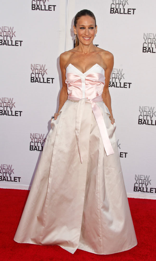 Sarah Jessica Parker Is Belle Of The New York City Ballet