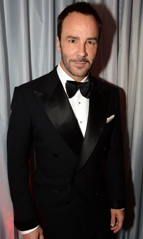 Tom Ford and Emma Watson win big at the GQ Men of the Year Awards 2013