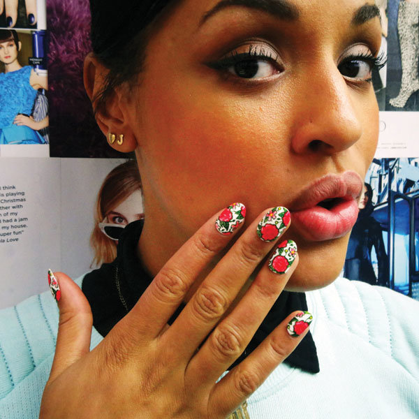 Exclusive: InStyle Meets WAH Nails Founder Sharmadean Reid