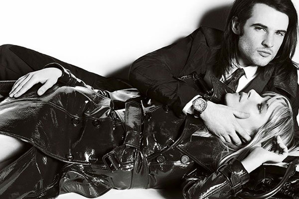 Sienna Miller And Tom Sturridge Give Us A Lesson In Winter Dressing For Burberry