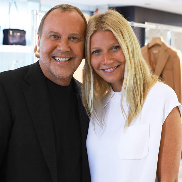 Michael Kors And Gwyneth Paltrow Partner Up For One-Off Capsule Collection
