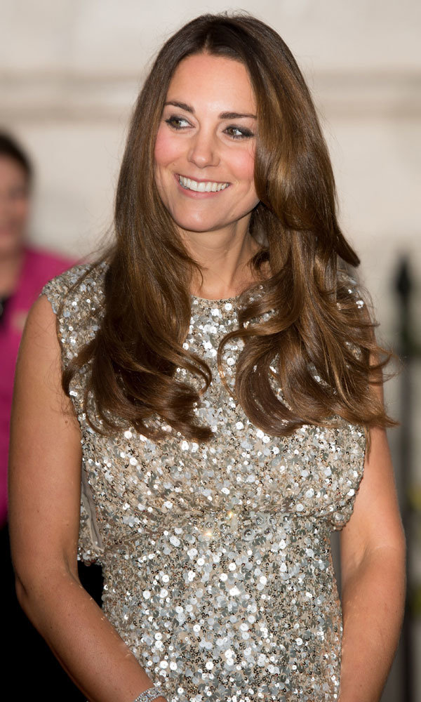 Kate Middleton To Host Cosy Tea Party For Prince George's Christening
