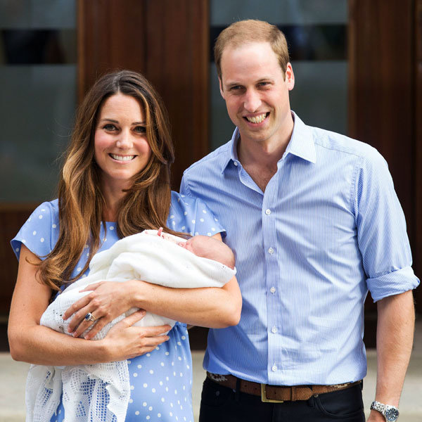 Prince George's Christening Photographer Is Confirmed... And It's A Fashion Name You'll Recognise