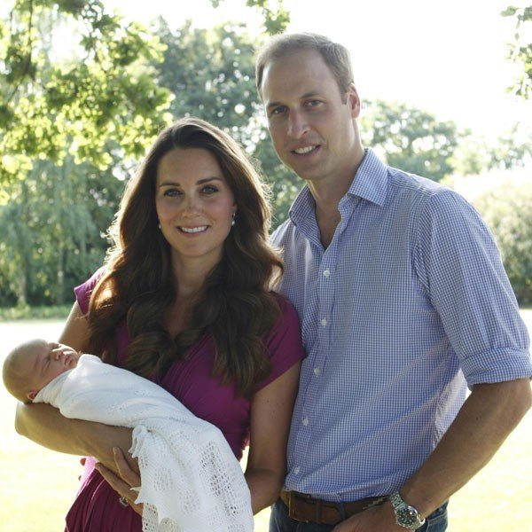 Kate Middleton And Prince William Plan Christening… See Which Royals Were Left Off Guest List