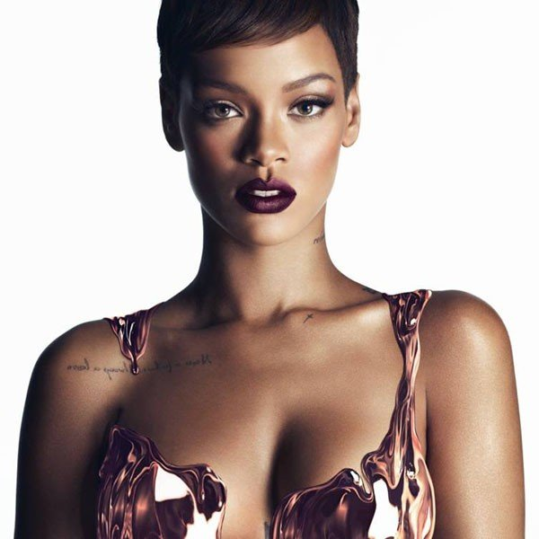 Rihanna's MAC Make-Up Range Is Here – And It's Actually Gorgeous