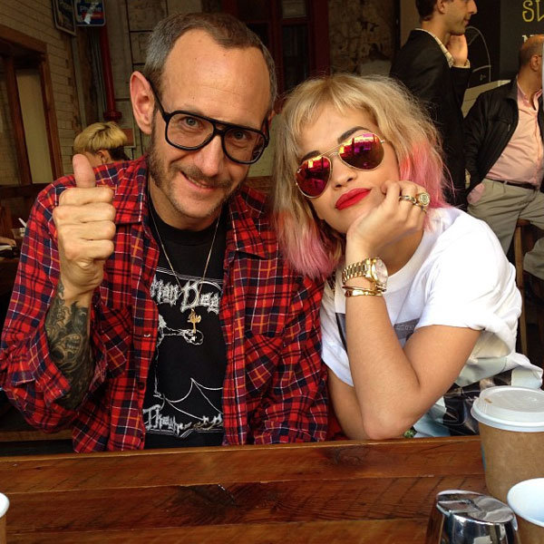Rita Ora Steals Terry Richardson For A Date In New York