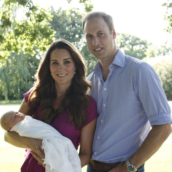 Prince George's Godparents Confirmed - See Who Made The Cut