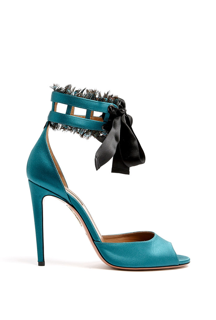 InStyle Meets Aquazzura To Talk Italian Style And Seriously Sexy Shoes