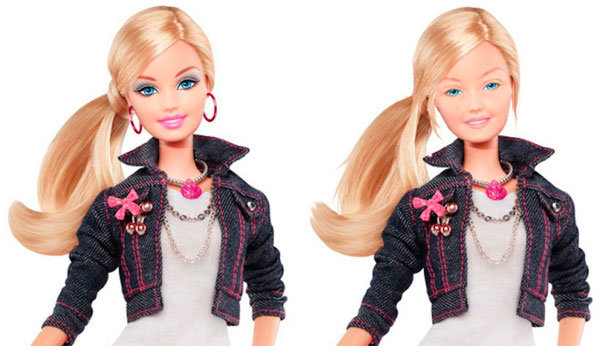 Barbie Braves The Natural Beauty Look: See The Pictures!