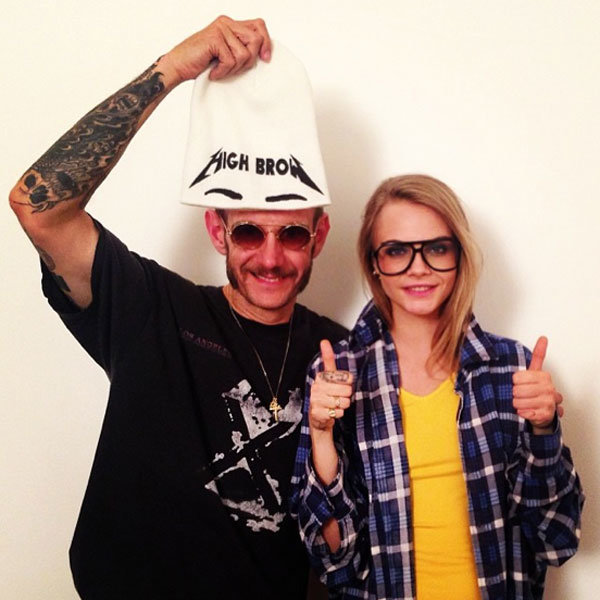 Cara Delevingne Teams Up With Terry Richardson In Paris