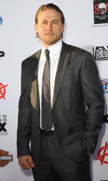 Fifty Shades Of Grey Star Charlie Hunnam Reassures Fans He Is Right For The Role
