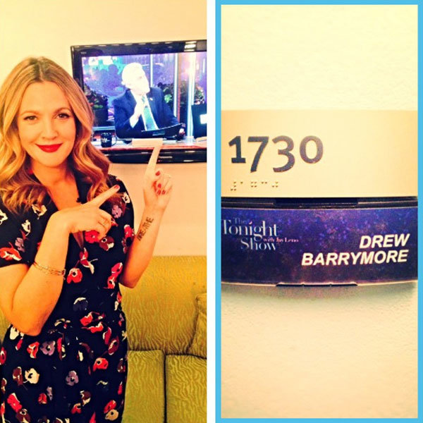 Drew Barrymore Shares Her Lessons In Loose Style