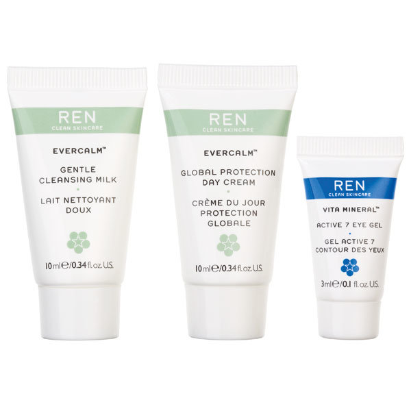 Don't Miss Your Free REN Skincare Set With InStyle