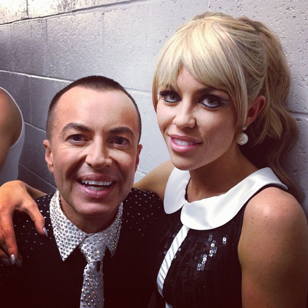 Julien Macdonald Is The Real TV Star, Dominating Strictly and X Factor