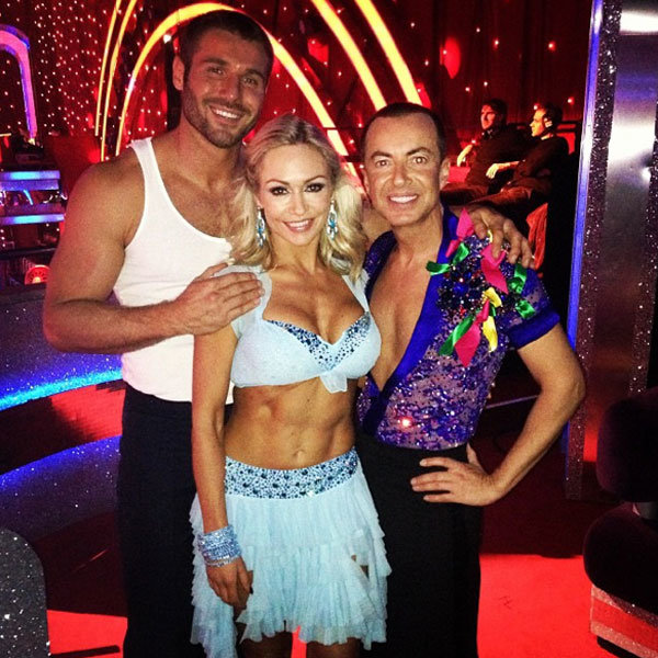 Julien Macdonald Bids A Sad Farewell To Strictly Come Dancing