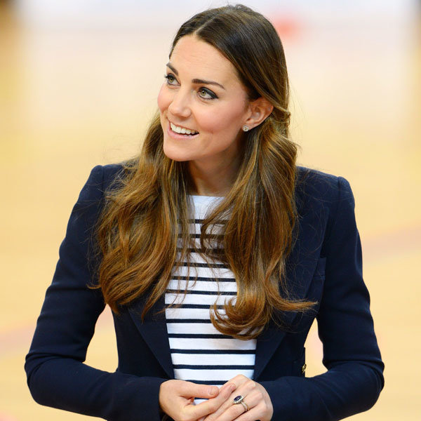 Kate Middleton Hires Princess Diana's Former Hairstylist For Australia Tour