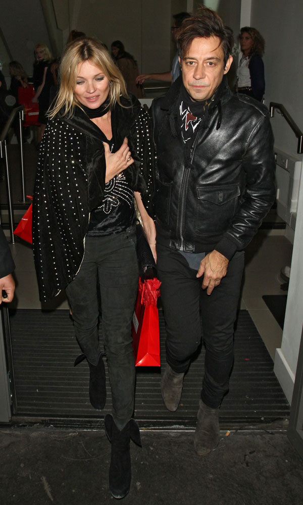 Kate Moss Rules Rita Ora's Fashion Pack At Rimmel Party